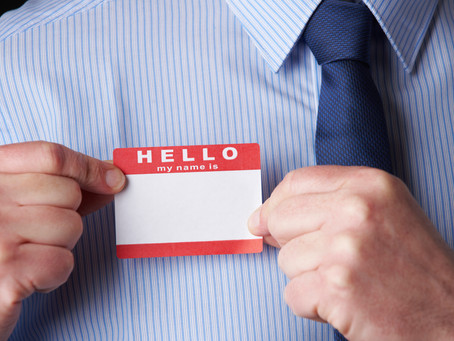 Does a company name affect customer experience?