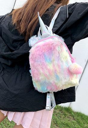 Unicorn Pastel Backpack SML