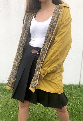 Mustard Paisley Jacket