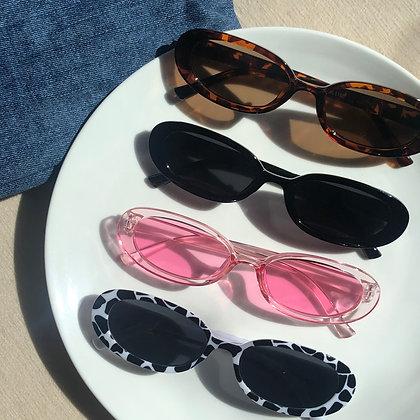 Bratz Aesthetic Sunglasses Sunnies Aesthetic Oval