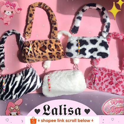 Lalisa Fur Bag
