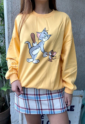 Tom & Jerry Sweater