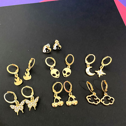 Y2K Charm Earrings