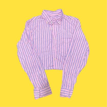 Cotton Candy Stripes Polo