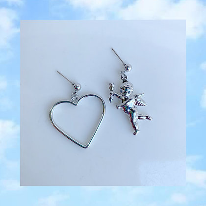 Angel Heart Earrings