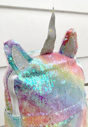 Sequins Unicorn Backpack