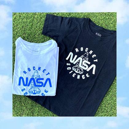 NASA Rocket Science Tee