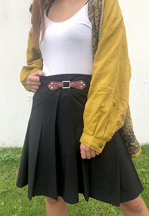 Vintage Black Skirt