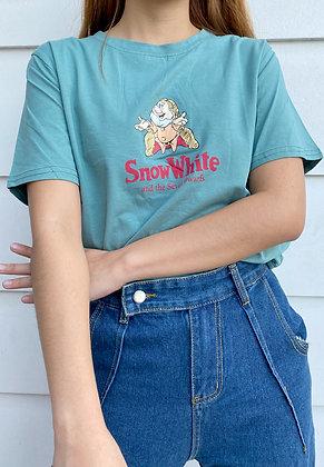 Snow White Tee