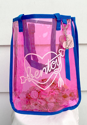 Bentoy Transparent Tote Bag