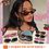 Thumbnail: Bratz Aesthetic Sunglasses Sunnies Aesthetic Oval