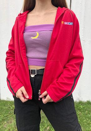 Red Nascar Jacket