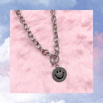 Smiley Y2K Necklace