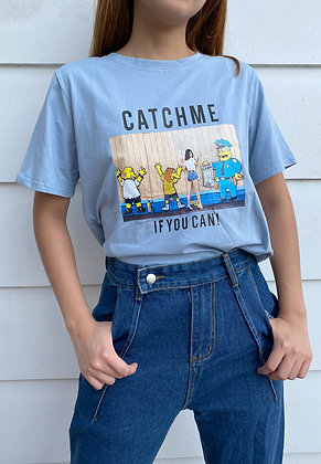 Catch Me If You Can Tee