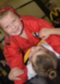 kids karate lessons monroe