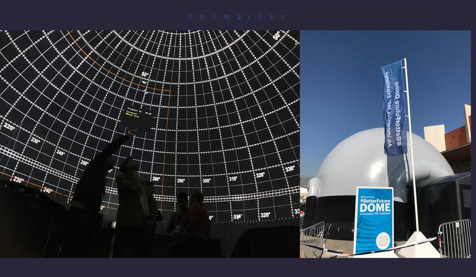 GSMA Better Future Dome