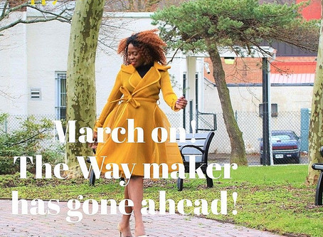 March On! Happy New Month♡