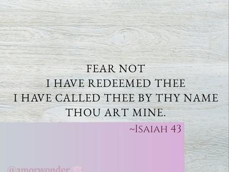 Thou Art Mine!