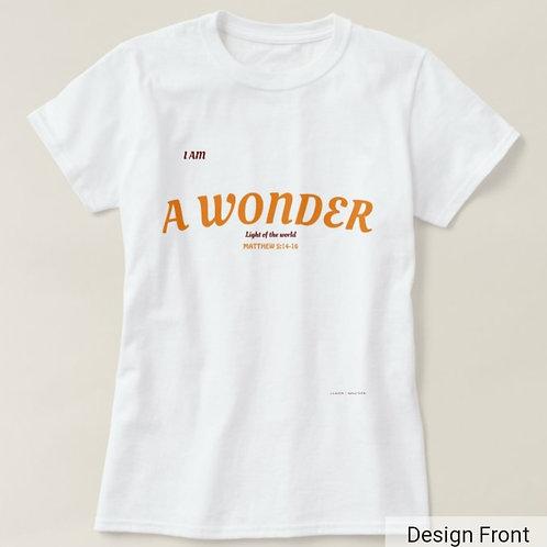 A Wonder Women's T-shirt