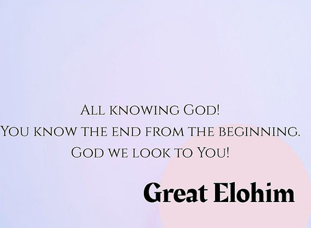 God we look to You♡