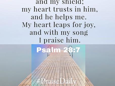 Sing to him!