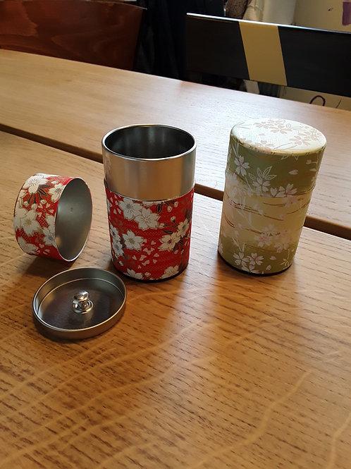"""Boîte à thé """"washi"""""""