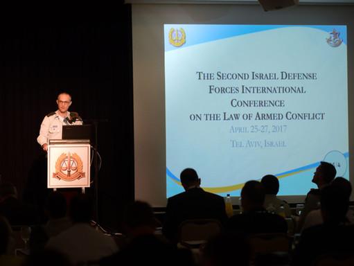 Introduction to Keynote Address: A Tribute to Yoram Dinstein