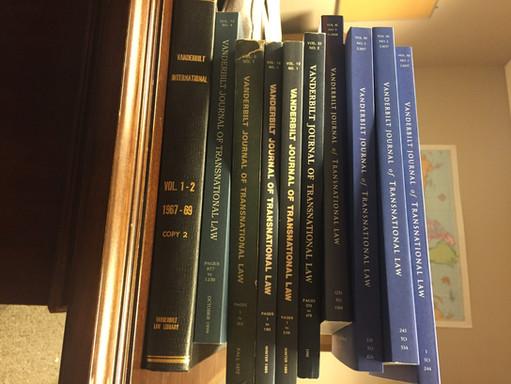 Vol. 52 No. 1 – Table of Contents