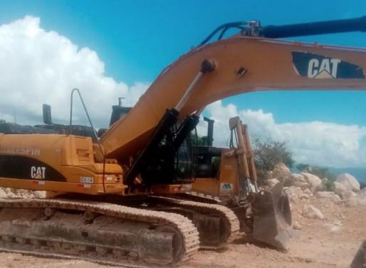 Recorrido de inspección por el sector Monte Río
