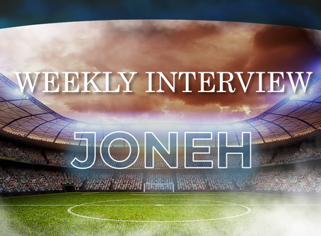 Interview with JoneH