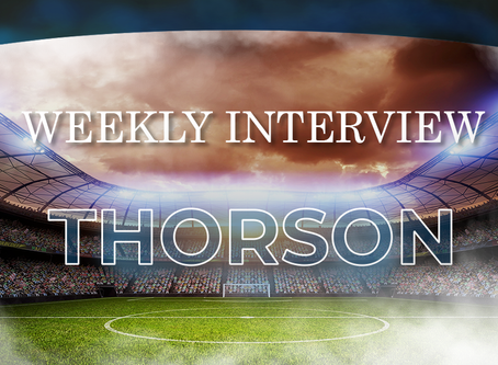 Interview with Thorson