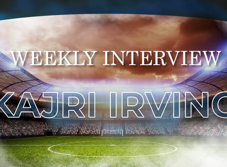 Interview with Kajri Irving