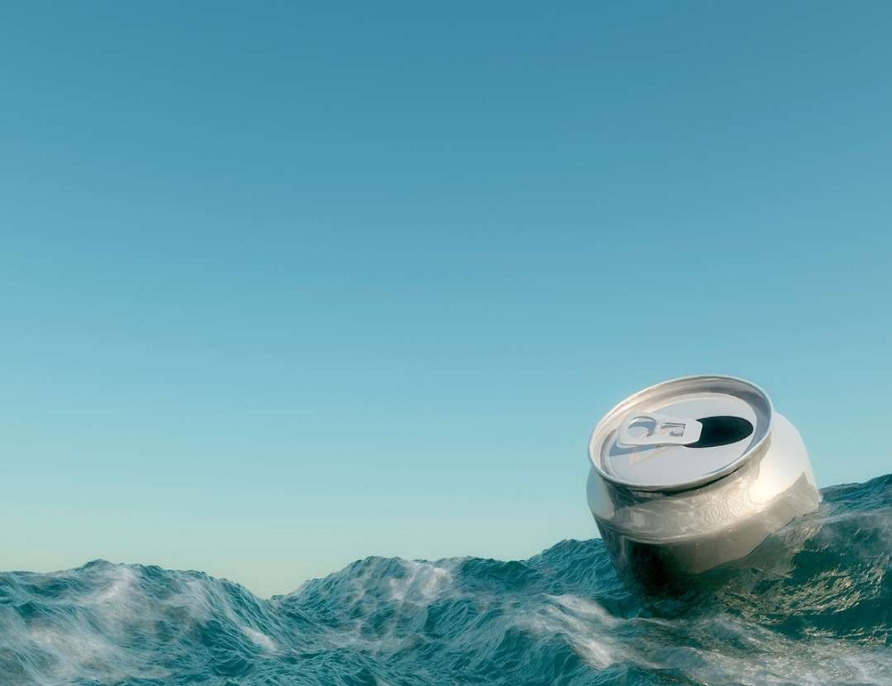 STEM project floating a can