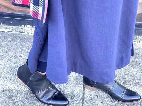 Studded Booties