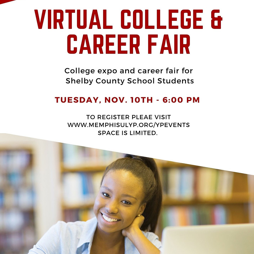 There's Levels To This: Virtual College and Career Fair