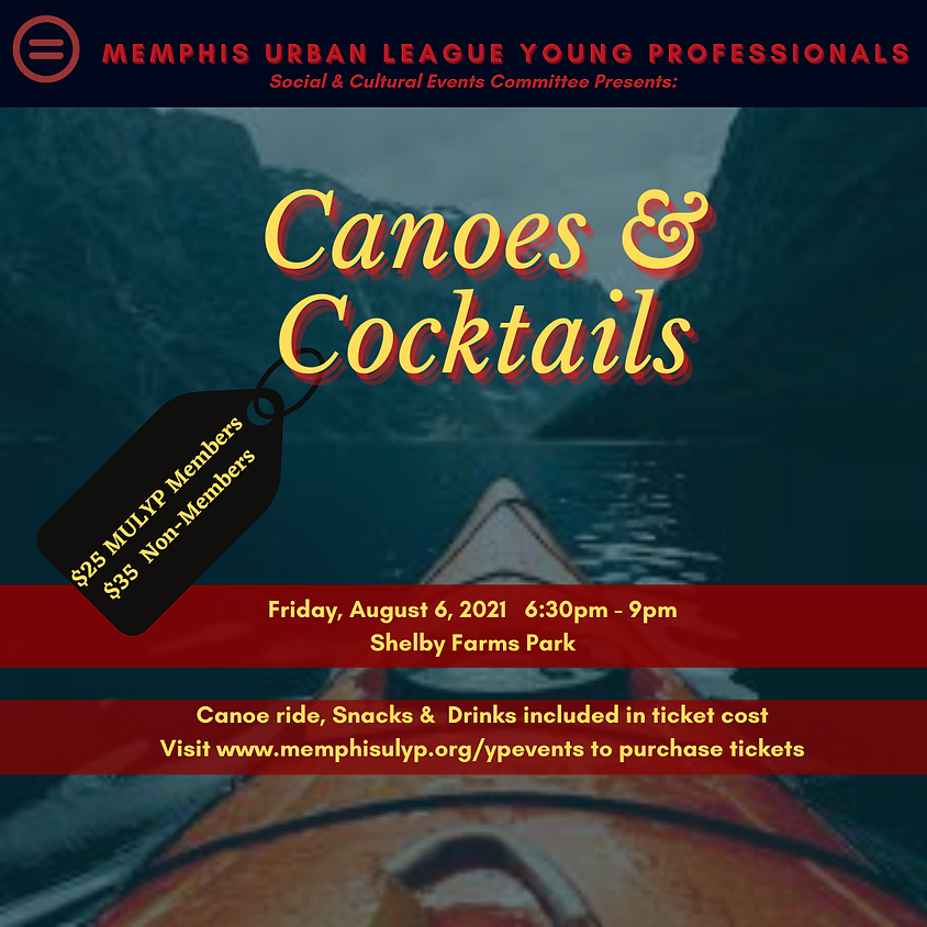 Canoes & Cocktails