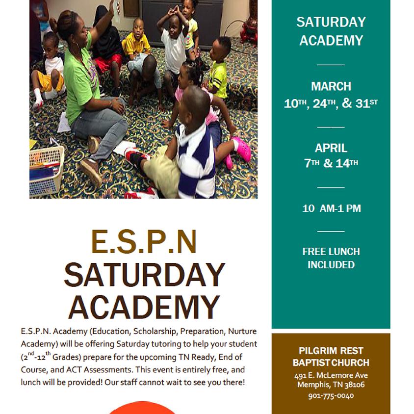 E.S.P.N. Saturday Academy