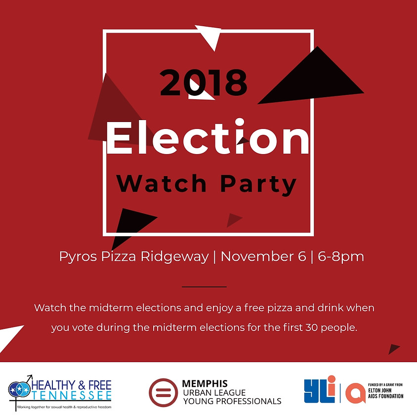 Election Watch Party 2018