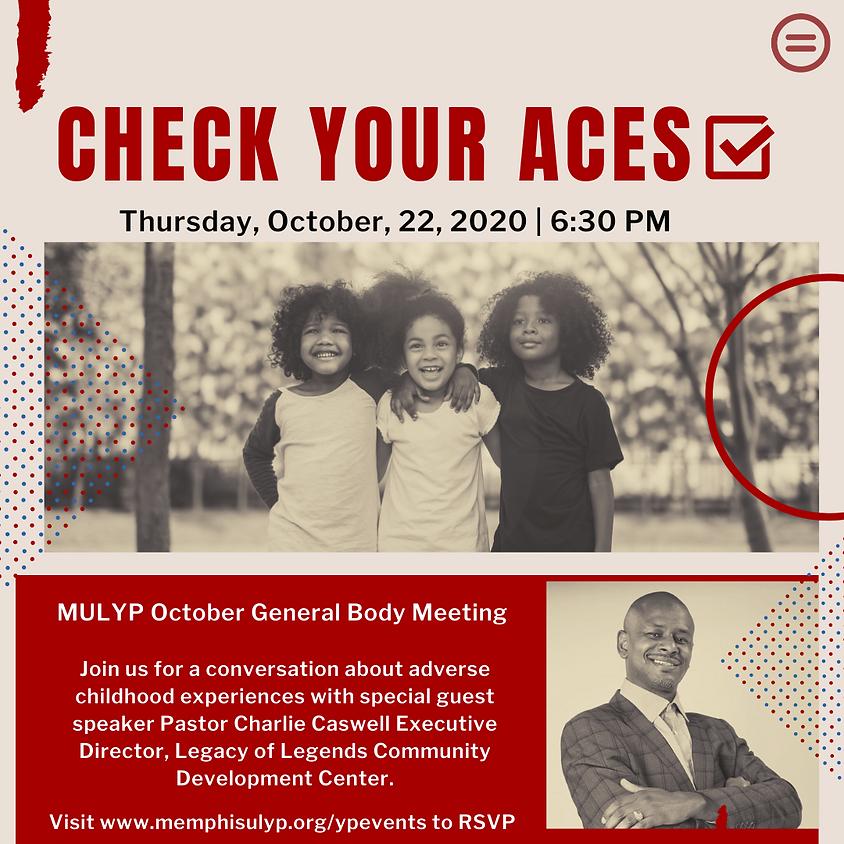 MULYP October General Body Meeting