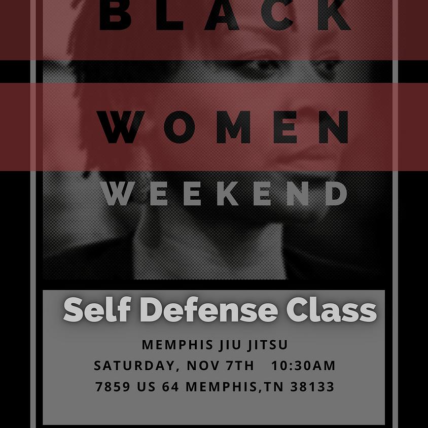 Protect Black Women Weekend