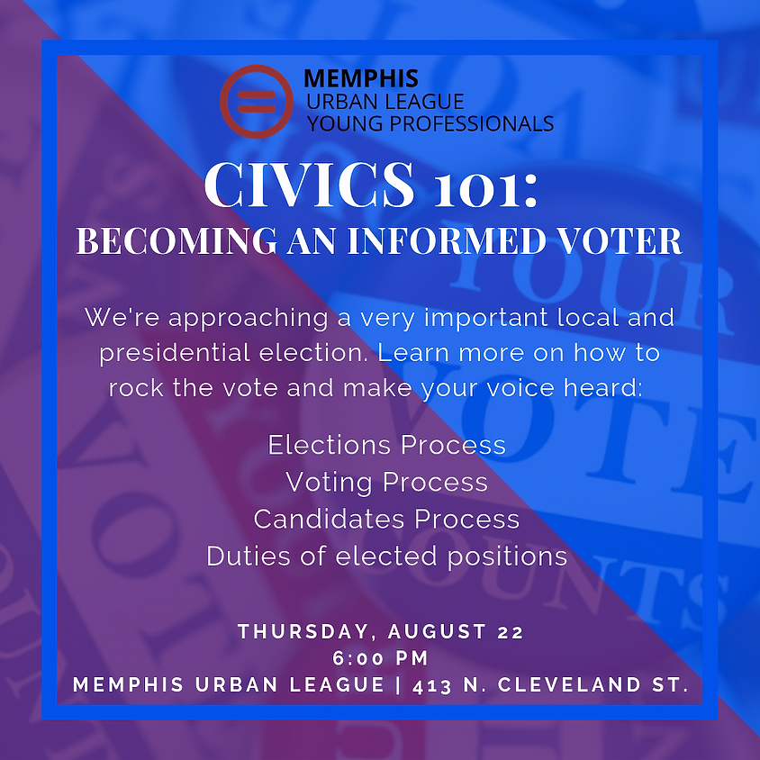 Civics 101: Becoming An Informed Voter
