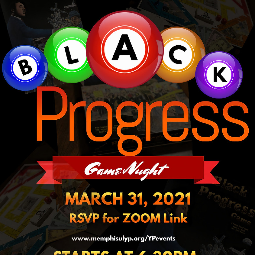 MULYP Presents Black Progress Game Night