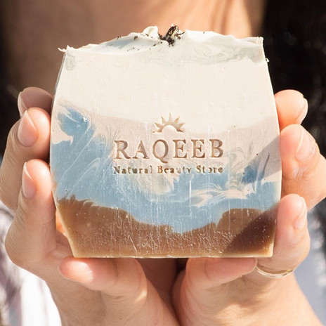 Raqeeb Natural Beauty Soaps