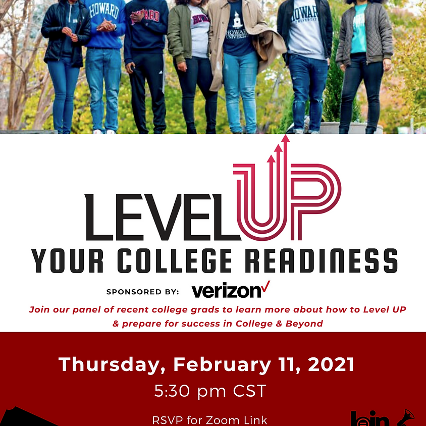 Level Up Your College Readiness