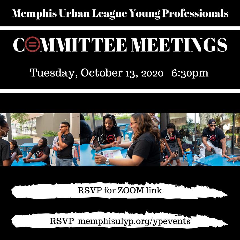 MULYP Committee Meetings