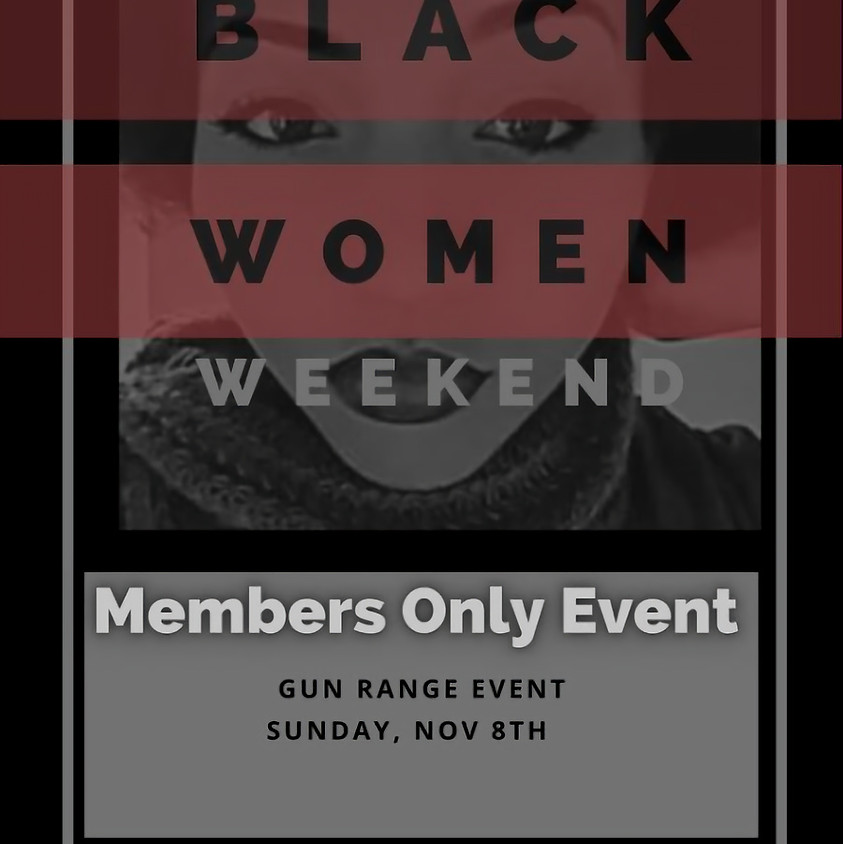 Protect Black Women Weekend-Members Only Event