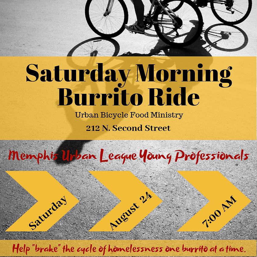 Saturday Morning Burrito Ride