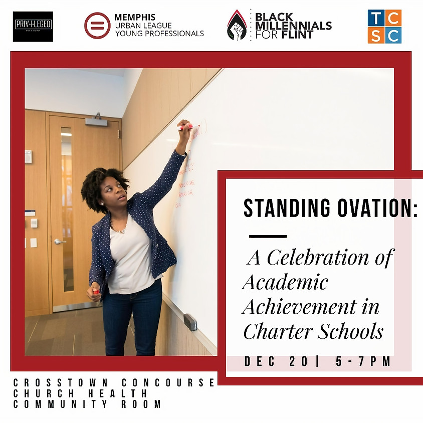Standing Ovation: A Celebration of Academic Achievement in Charter Schools