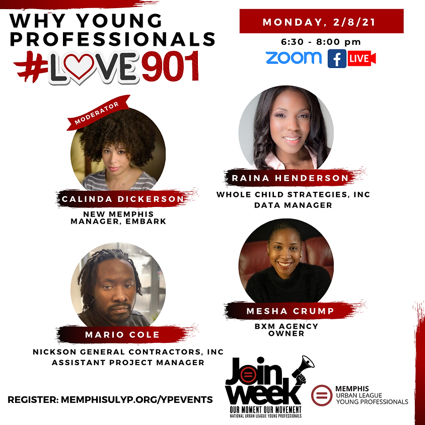 Why Young Professionals #LOVE901