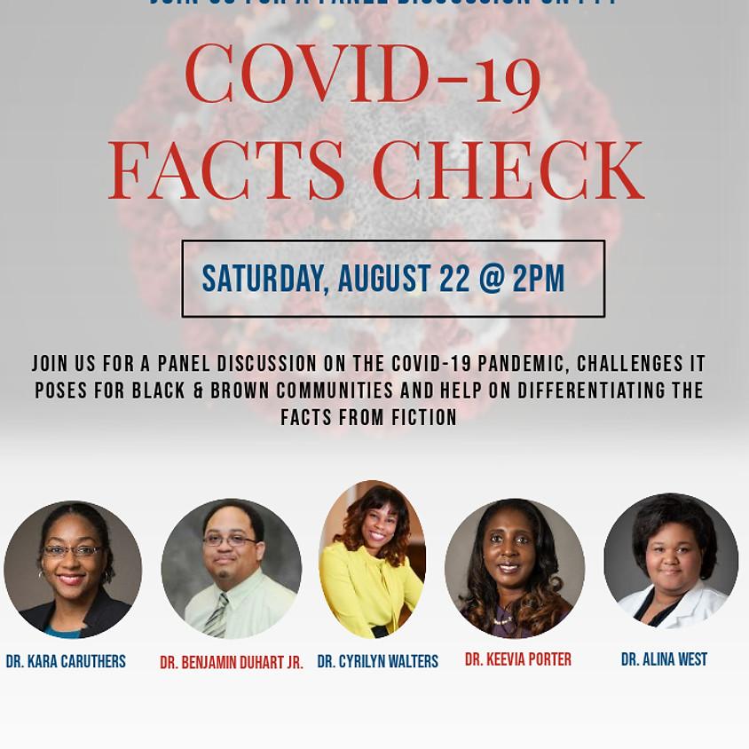 COVID-19 Panel Discussion